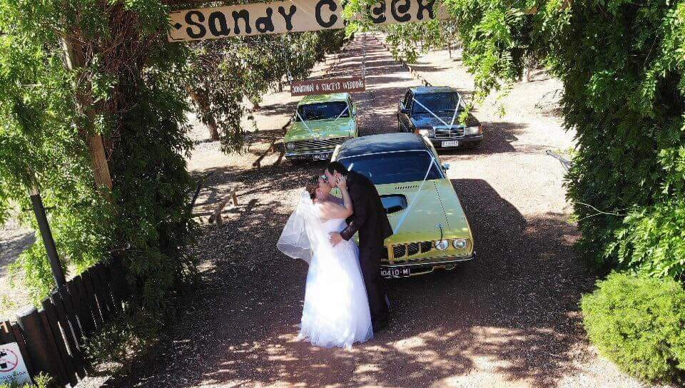 Sandy Creek Weddings