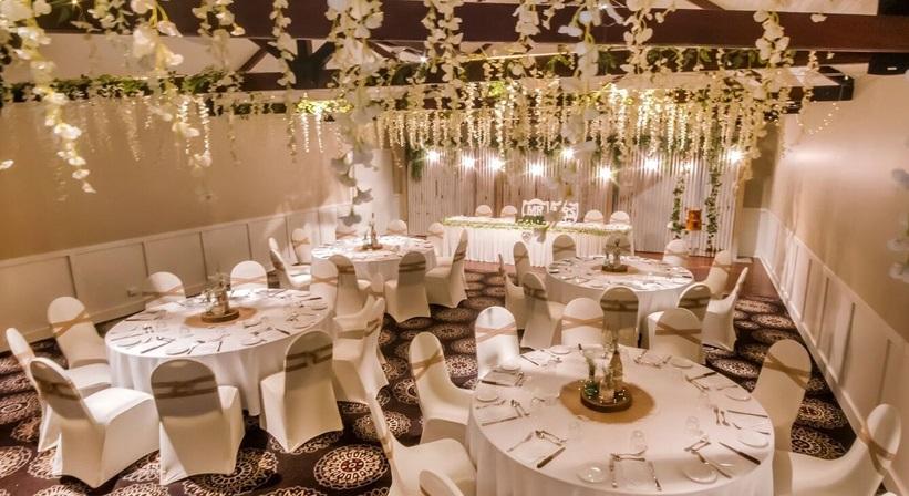 Shamrock Hotel weddings