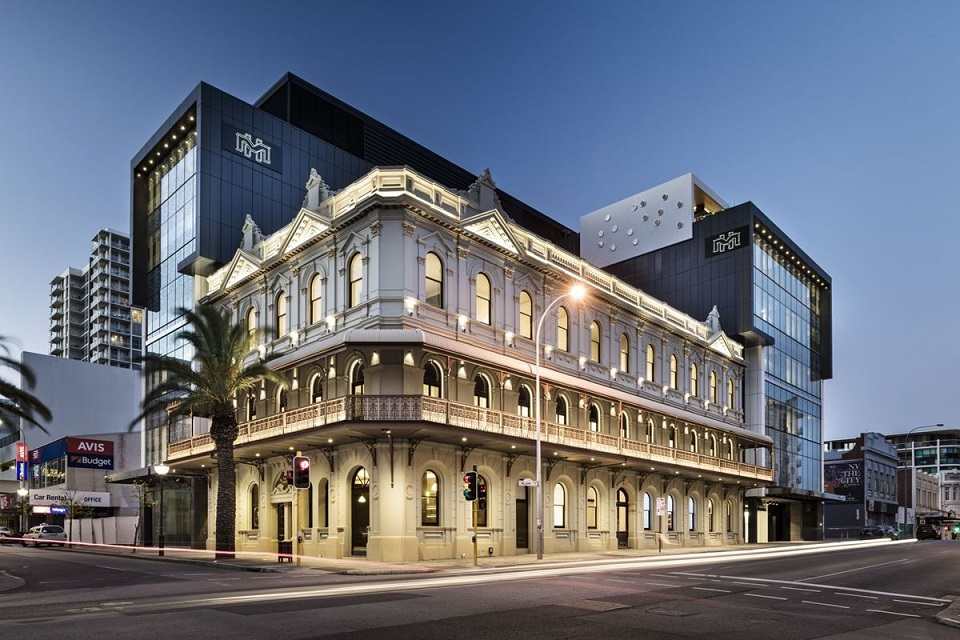 The Melbourne Hotel