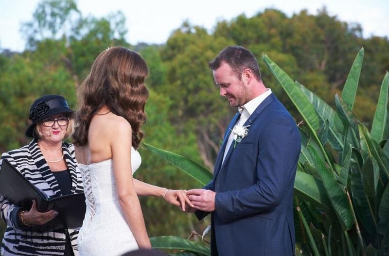 Victoria Wheeler marriage celebrant