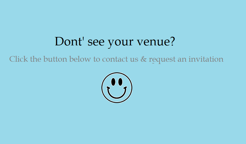 submit your venue