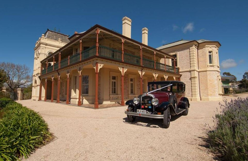 Adelaide - Auchendarroch House and Wallis Tavern