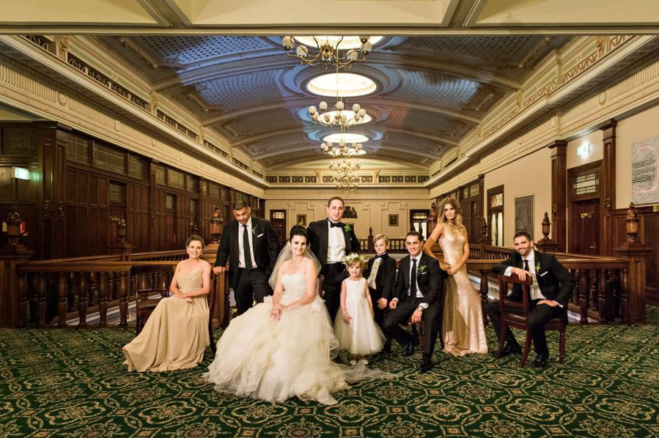 Brisbane Tattersall's Weddings