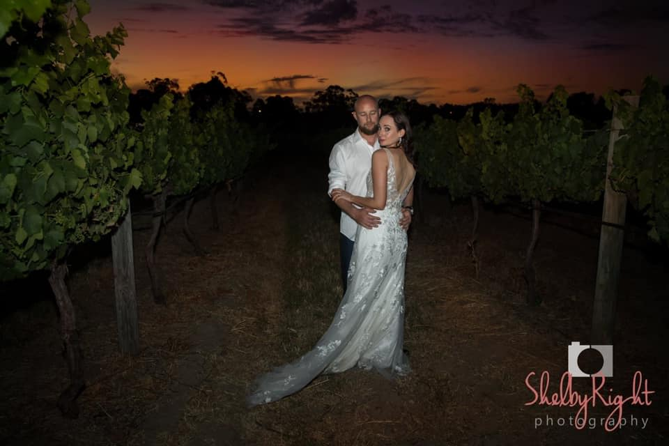 Carilley Estate weddings