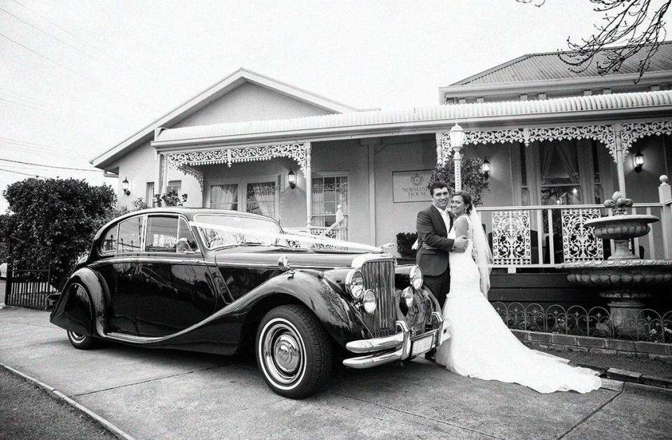 Melbourne Normanby House Reception