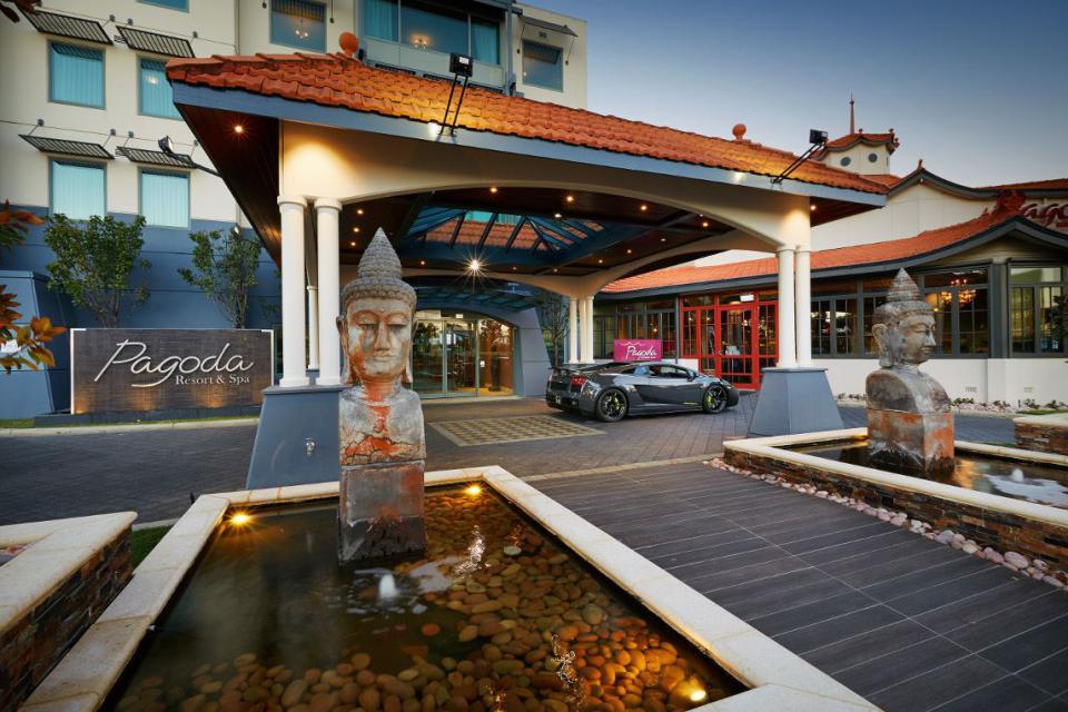 Perth Pagoda Resort