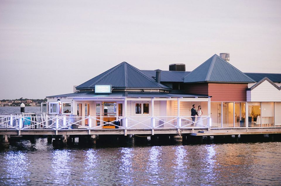 Perth acqua Viva on the swan