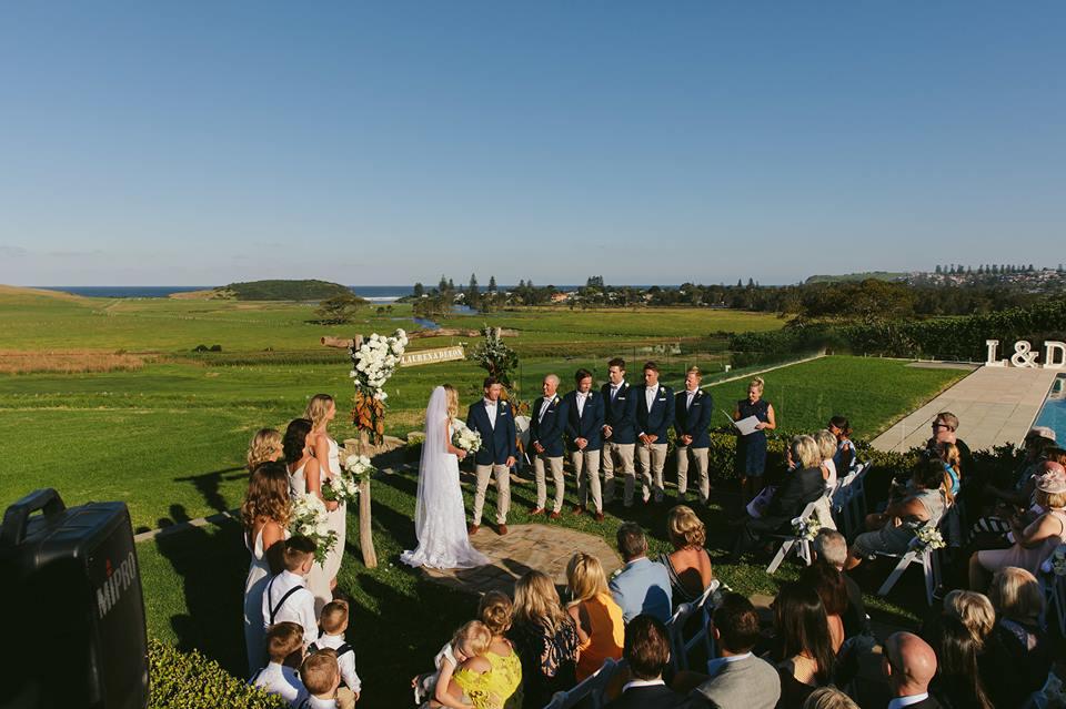 Seacliff House weddings