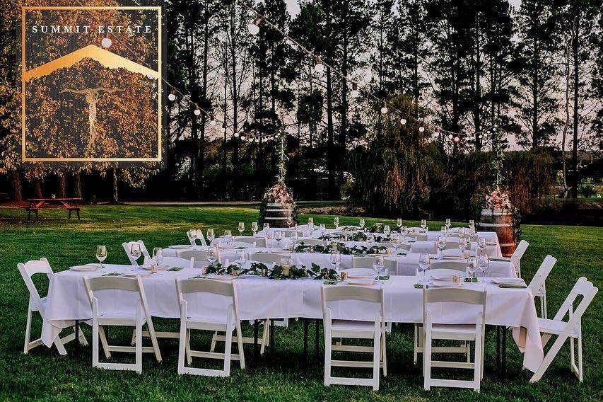 Summit Estate weddings