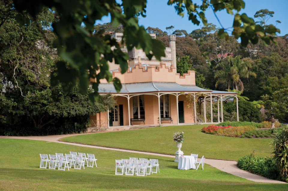 Vaucluse_House weddings