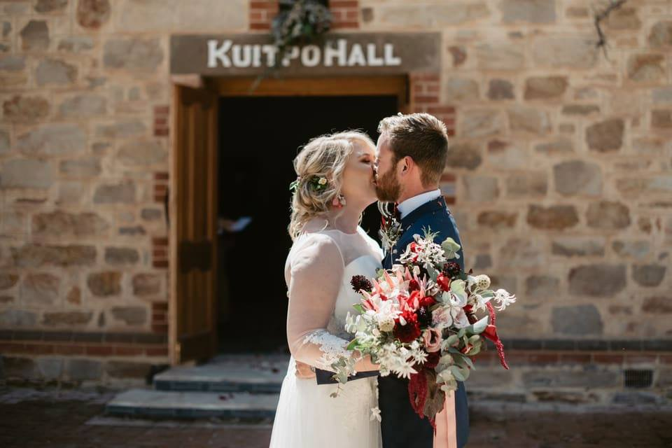 Kuitpo Hall weddings