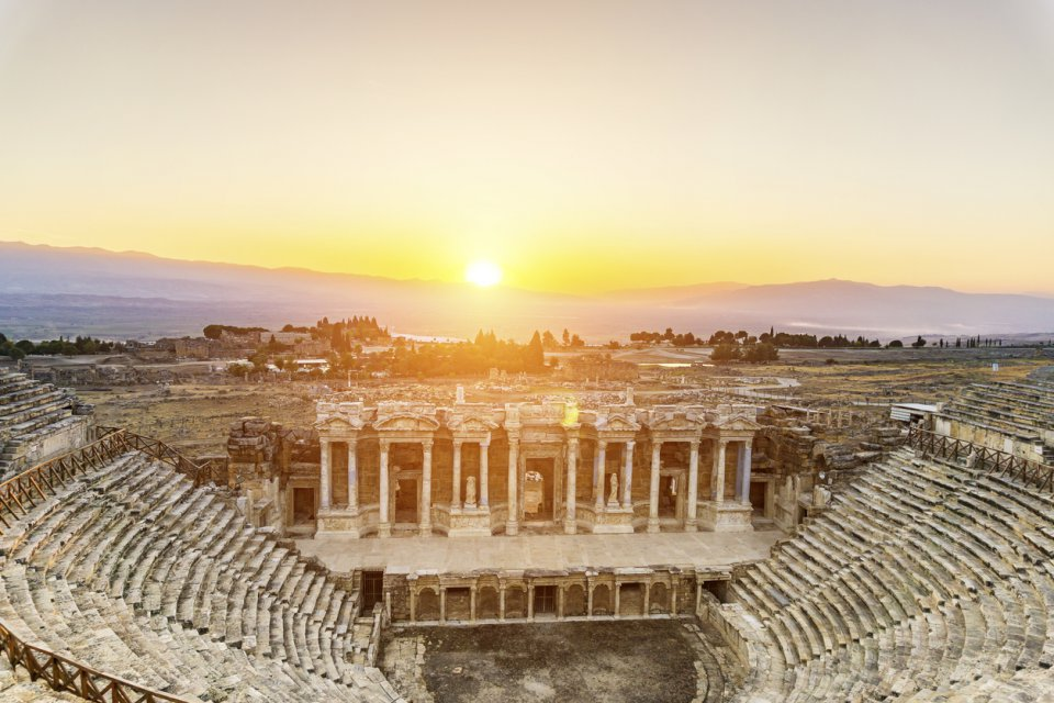 Ancient Amphitheater of Hierapolis