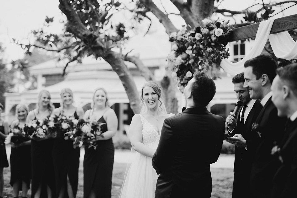 Weddings at Eynesbury Homestead