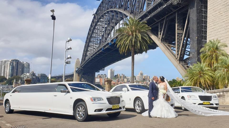 HF Wedding and Hire Cars
