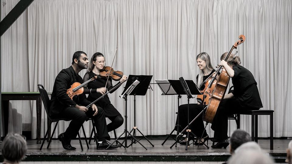 Sanctuary String Quartet