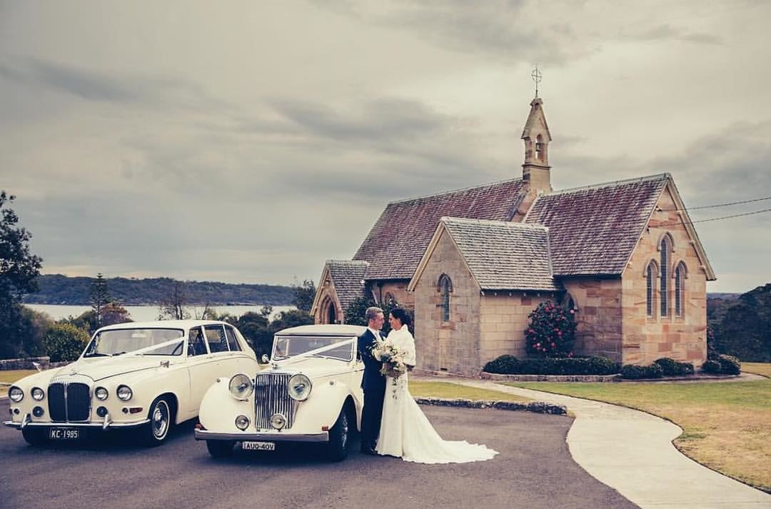 Silver Cloud Wedding Car Hire Sydney
