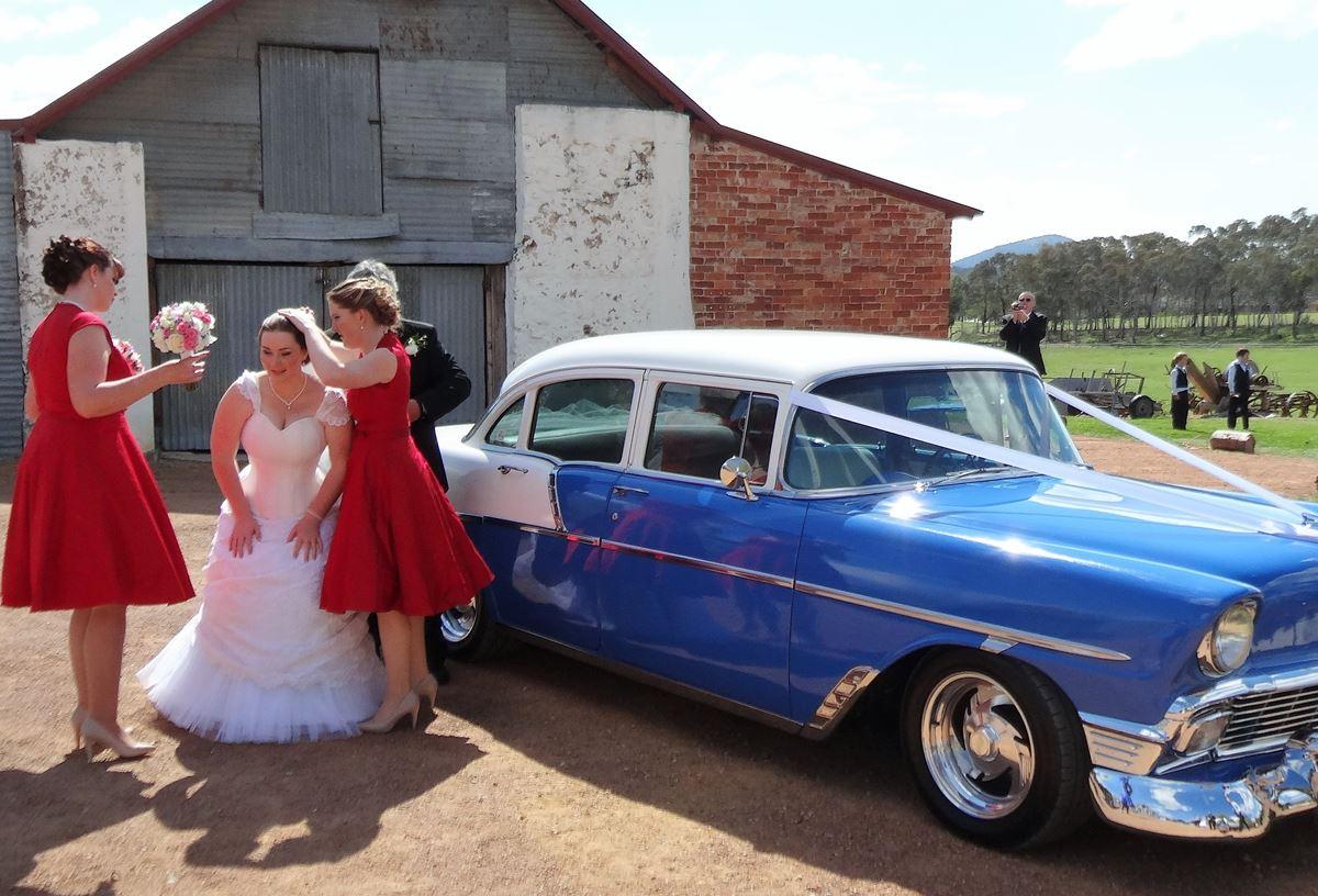 True Blue Wedding Cars