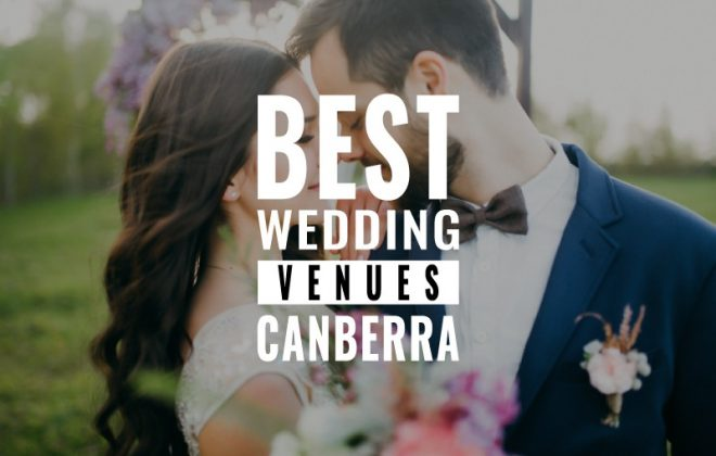 best canberra wedding venues