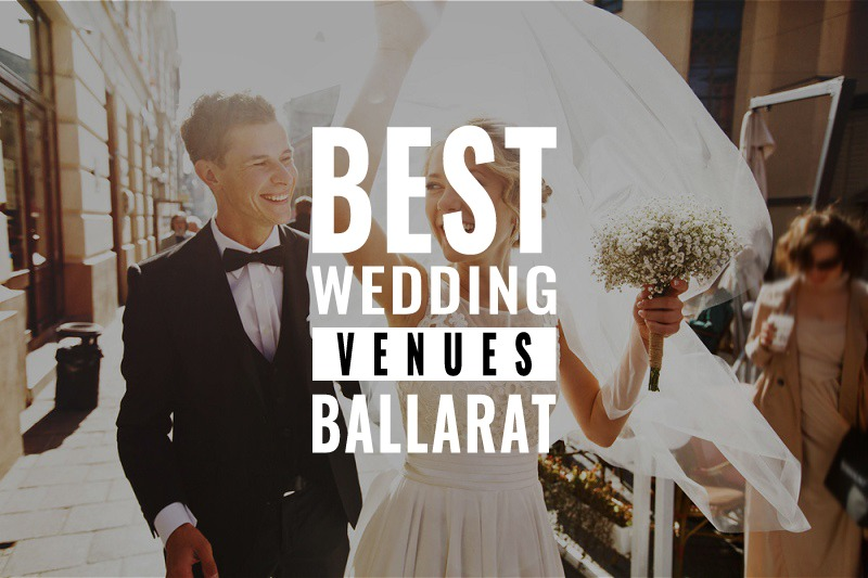 best wedding venues ballarat