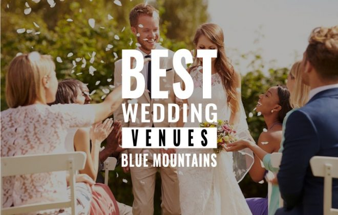 best wedding venues blue mountains