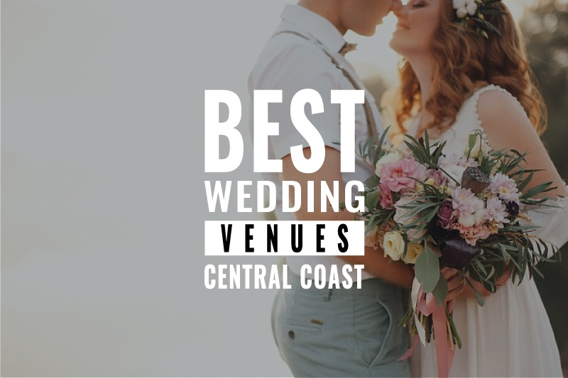 best wedding venues central coast