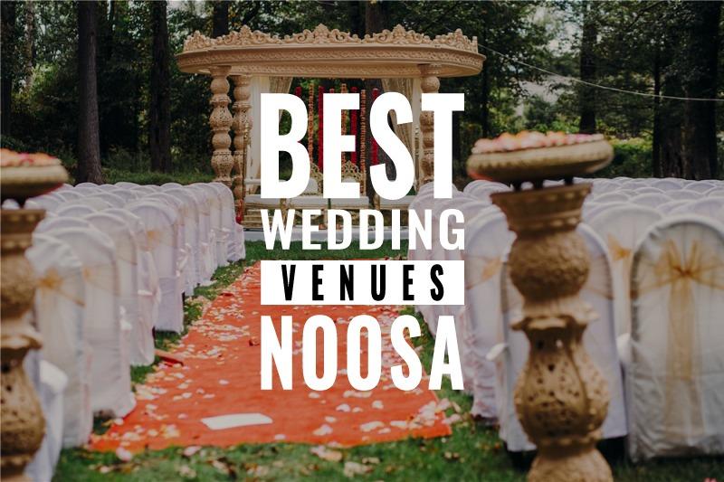 best wedding venues noosa