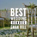 best wedding venues swan hill