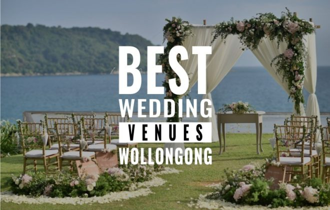best wollongong wedding venues