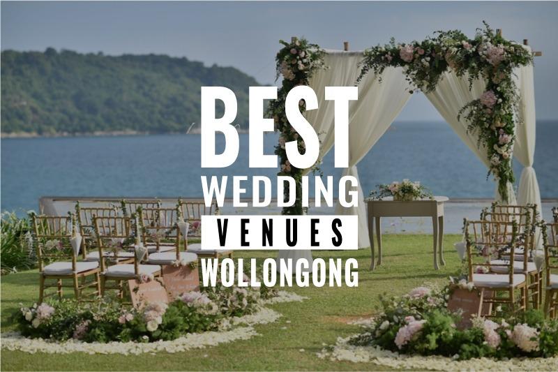 best wollongong wedding venues