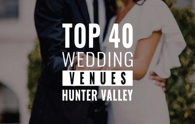 hunter valley wedding venues
