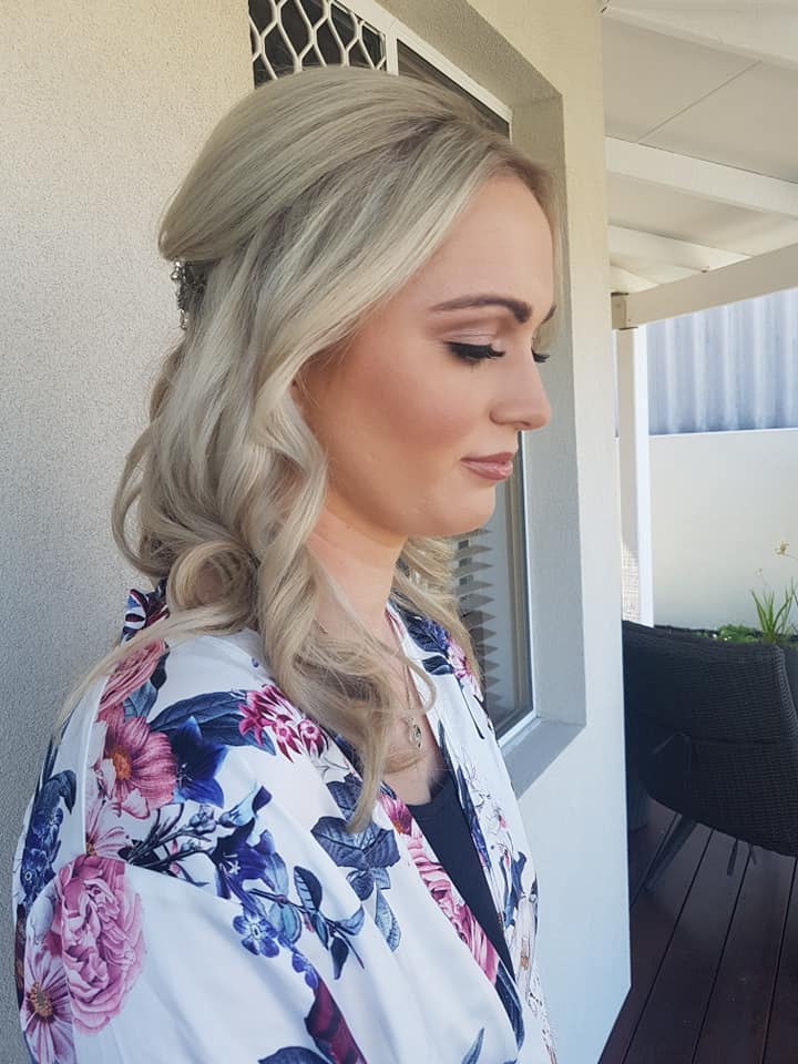 luxe bridal hair perth