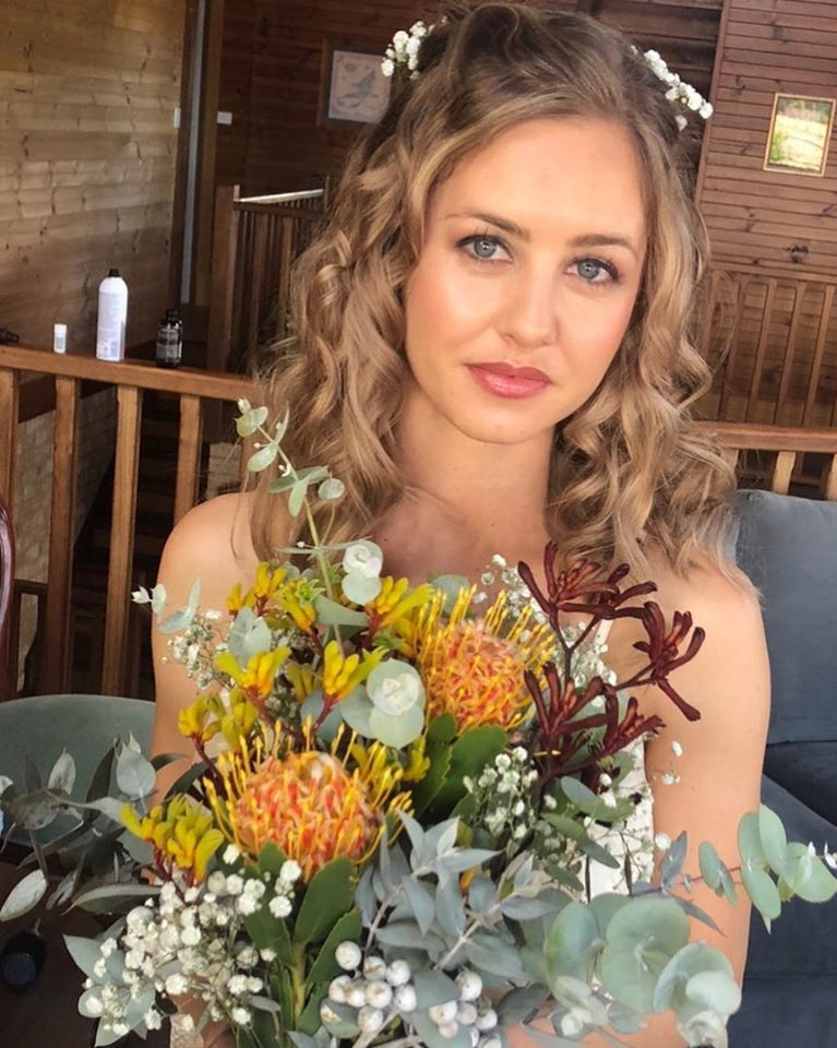 tenille flintoff makeup artist & hairstylist