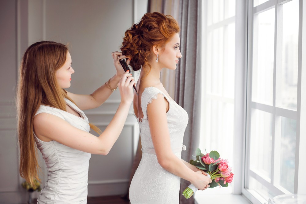 wedding hair and makeup adelaide