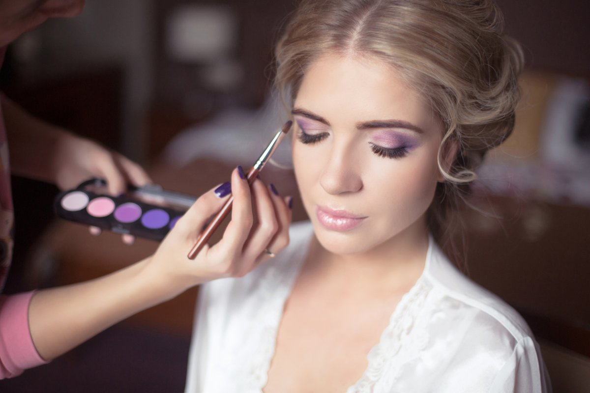 wedding hair and makeup perth